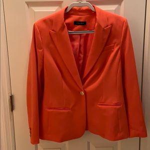 Ivanka Trump salmon blazer. Size 12. Worn once.